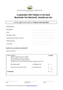 thumbnail of Inschrijvingsformulier hakken 2017